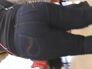 Short hefty ass on mexican mummy