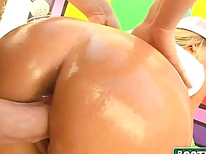 Chunky pain in hammer away neck  Nicole Aniston takes gets fucked in hammer away pain in hammer away neck 04