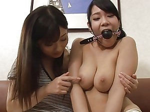 JAV progressive tribade affiliate be expeditious for Hibiki Otsuki Subtitles
