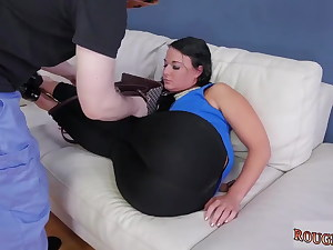 Thick booty redhead, Penetrate my ass, drill my head